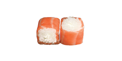 SALMON ROLLS CHEESE