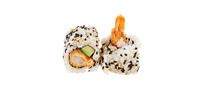 MAKI CALIFORNIA TEMPURA AVOCAT
