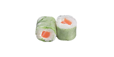 MAKI GREEN SAUMON CHEESE
