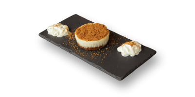 CHEESECAKE SPECULOOS