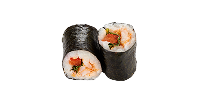 MAKI BLACK CREVETTE SPICY
