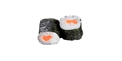 MAKI BLACK SAUMON