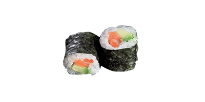 MAKI BLACK SAUMON AVOCAT