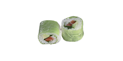 MAKI GREEN SAUMON AVOCAT